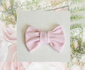 How to Make Scrap Fabric Bows in a Jiffy