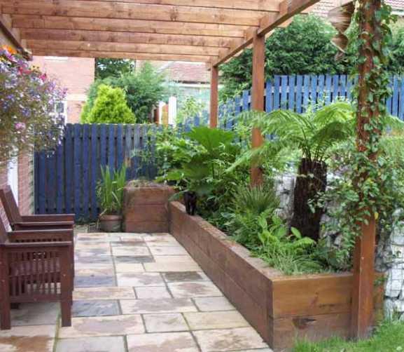 Help Dad & Build an Amazing Garden
