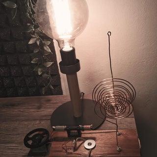Spooky Tesla Spirit Radio