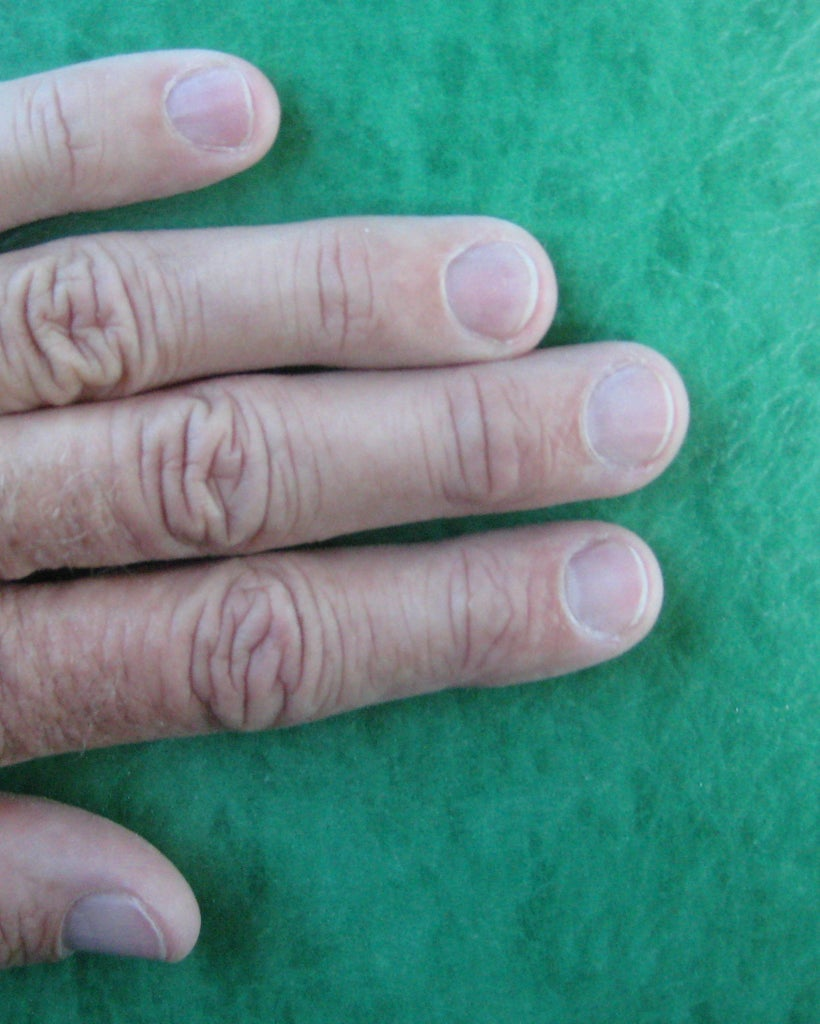 Buff the Nails