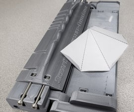 Fender-Bender - 3D Printed - Paper and Photo Etched Brass Bender