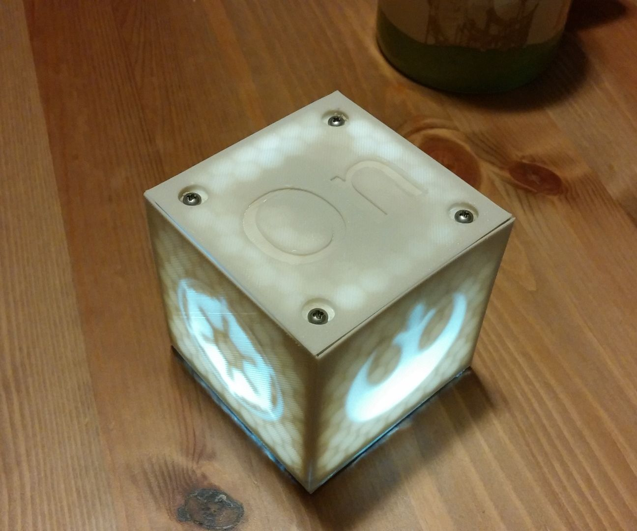Holocron Nightlight