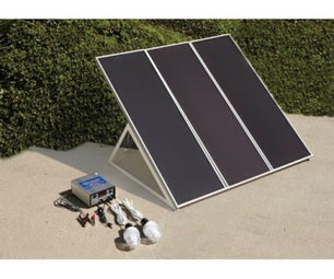 How to Mount a Solar Panel
