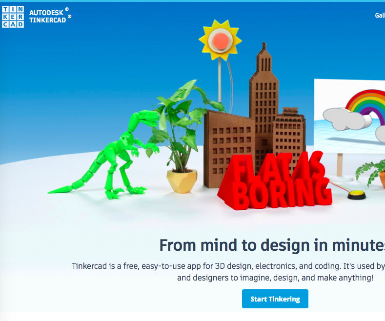 Setting Up Tinkercad for Classes of Students