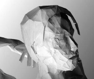 Faceted Papercraft - Curvaceous Edition + Bonus