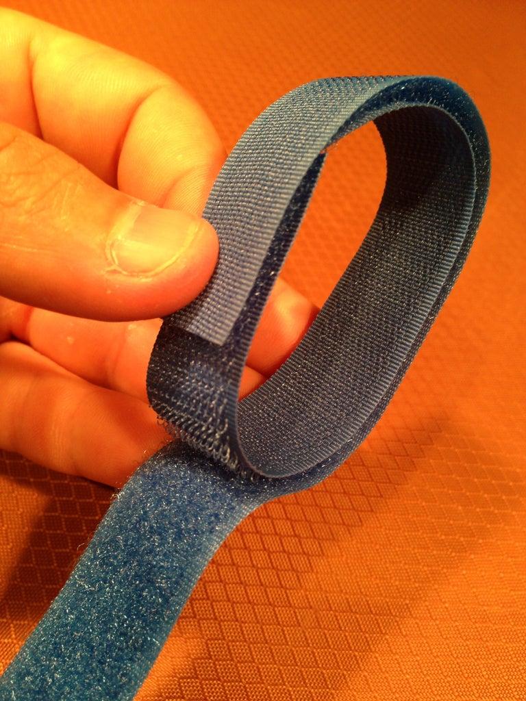 Rope Tarp Velcro Ring