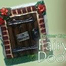 Fairy Door - Polymer Clay