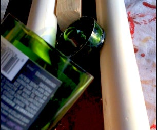 How to Cut a Glass Wine Bottle
