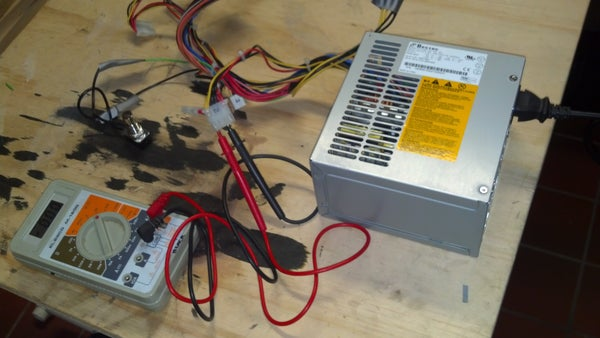 Reuse - Re-purpose an Old Computer Power Supply