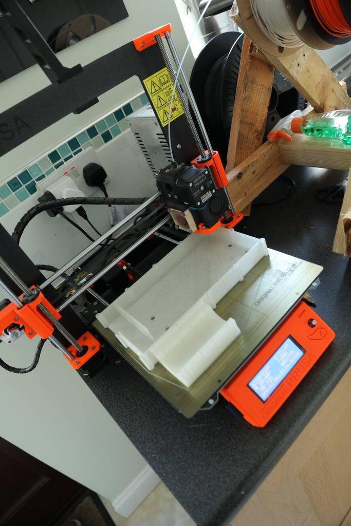 Control Box Customization & Housing