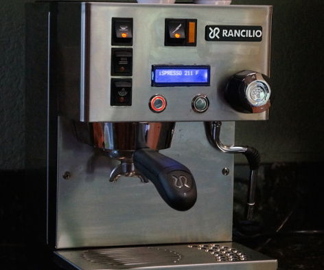 iSPRESSO:  Remote Controlled, Raspberry Pi Powered Espresso Machine