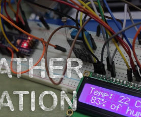 How to Use Photoresitor, Temperature Sensor and Humidity Sensor