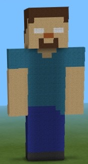 My Statues in Minecraft