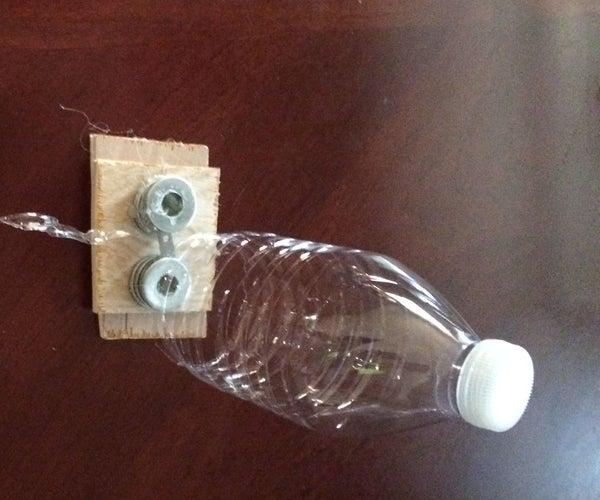 Plastic Bottle Sring Machine