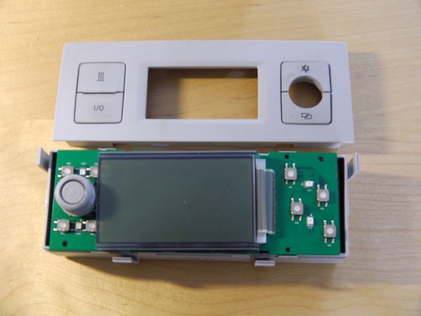 How to Remove and Re-attach LCD Ribbon From a PCB With a Fine Pitch