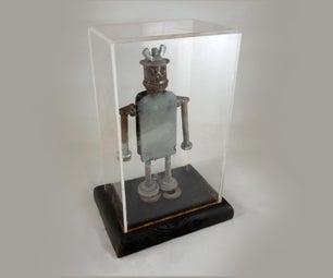 Plexiglass Display Box