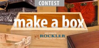Make a Box Contest