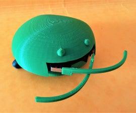 BichoBot, 3D Prited BeetleBot Robot