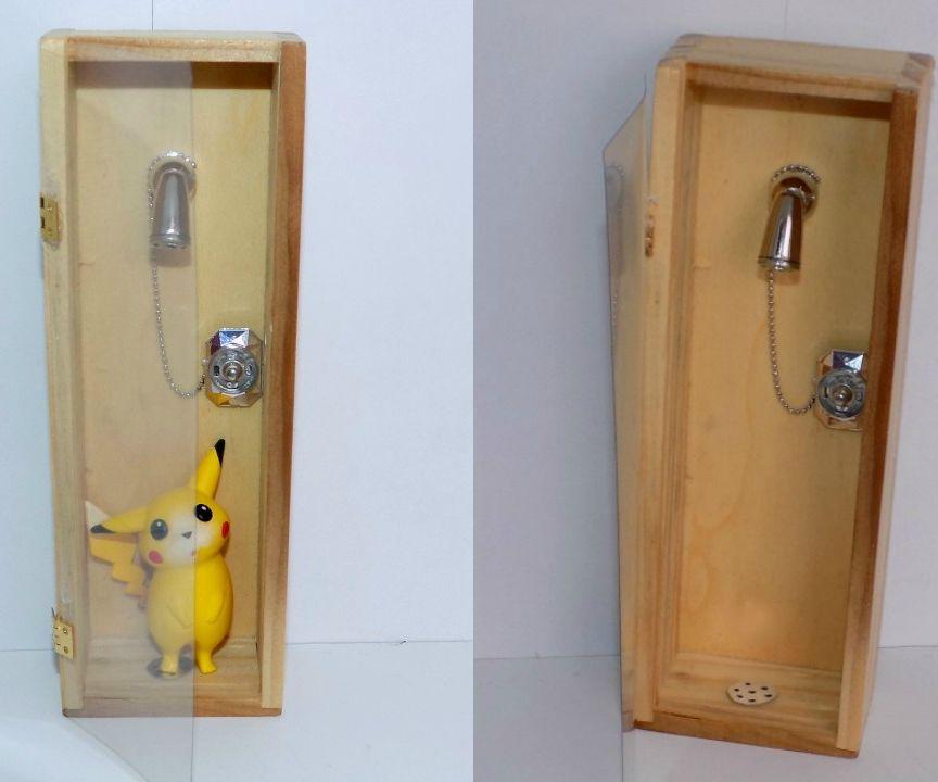 Diy Miniature Shower