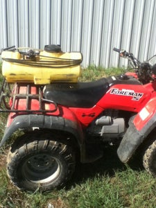 How to Set Up and Use a Sprayer on a Four-wheeler