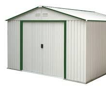 How to Stop Metal Shed Roof Condensation Sweating