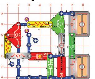 不同的电阻组合仍然是谎言探测器功能吗?