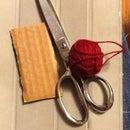 Making Tassels, Tool Method