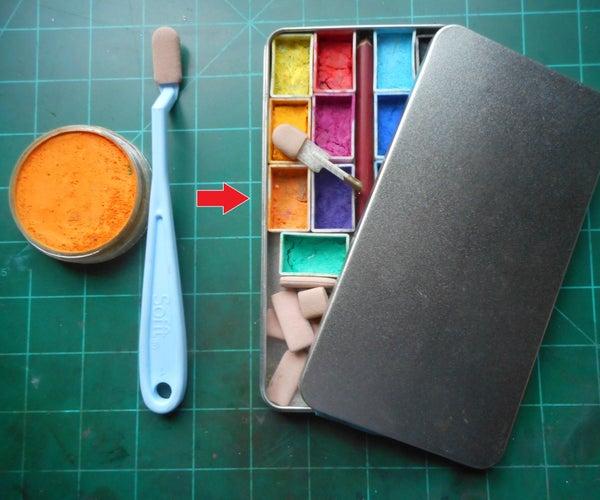 PanPastel Custom Tools
