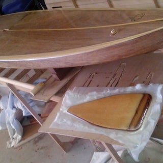 Build a Stand-Up Paddeboard Paddle