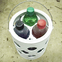 Evaporative Drink Cooler
