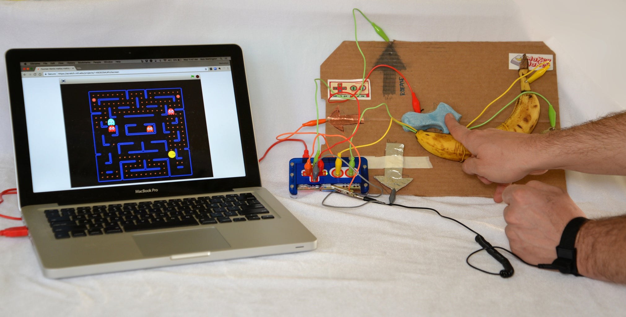 Make a Controller and Get Playing!