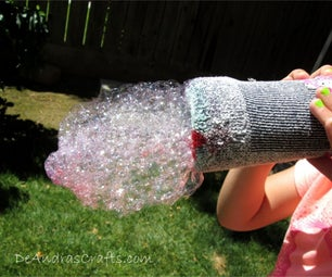 Rainbow Bubble Cloud Makers