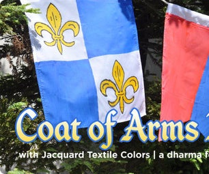 DIY Coat of Arms Flags & Banners