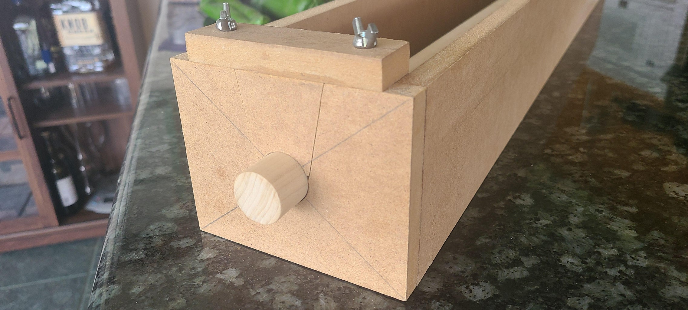 Designing and Building the Cylinder Jig