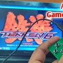 Arduino Based DIY Game Controller | Arduino PS2 Game Controller | Playing Tekken With DIY Arduino Gamepad