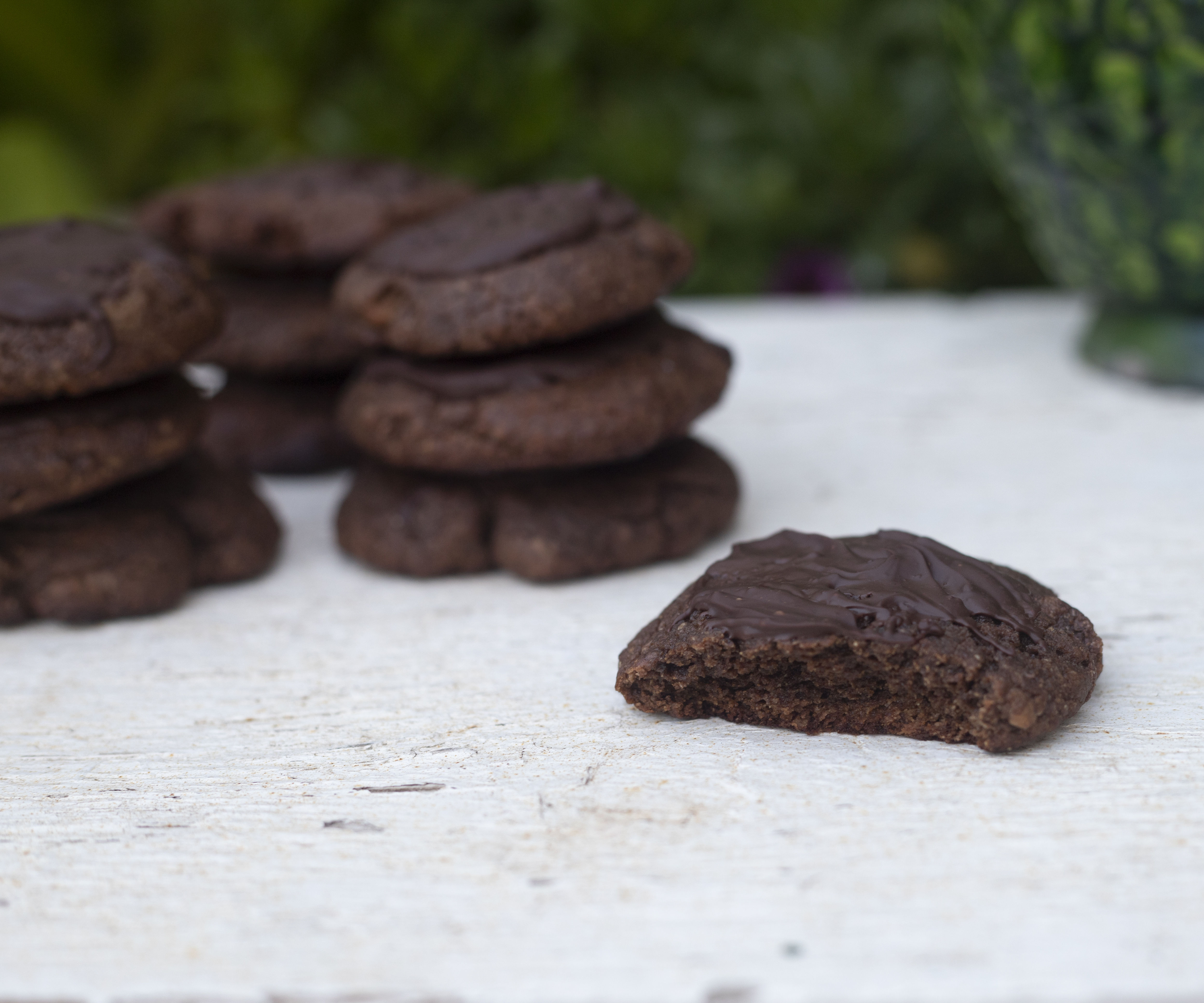 High Protein Cookies - Vegan