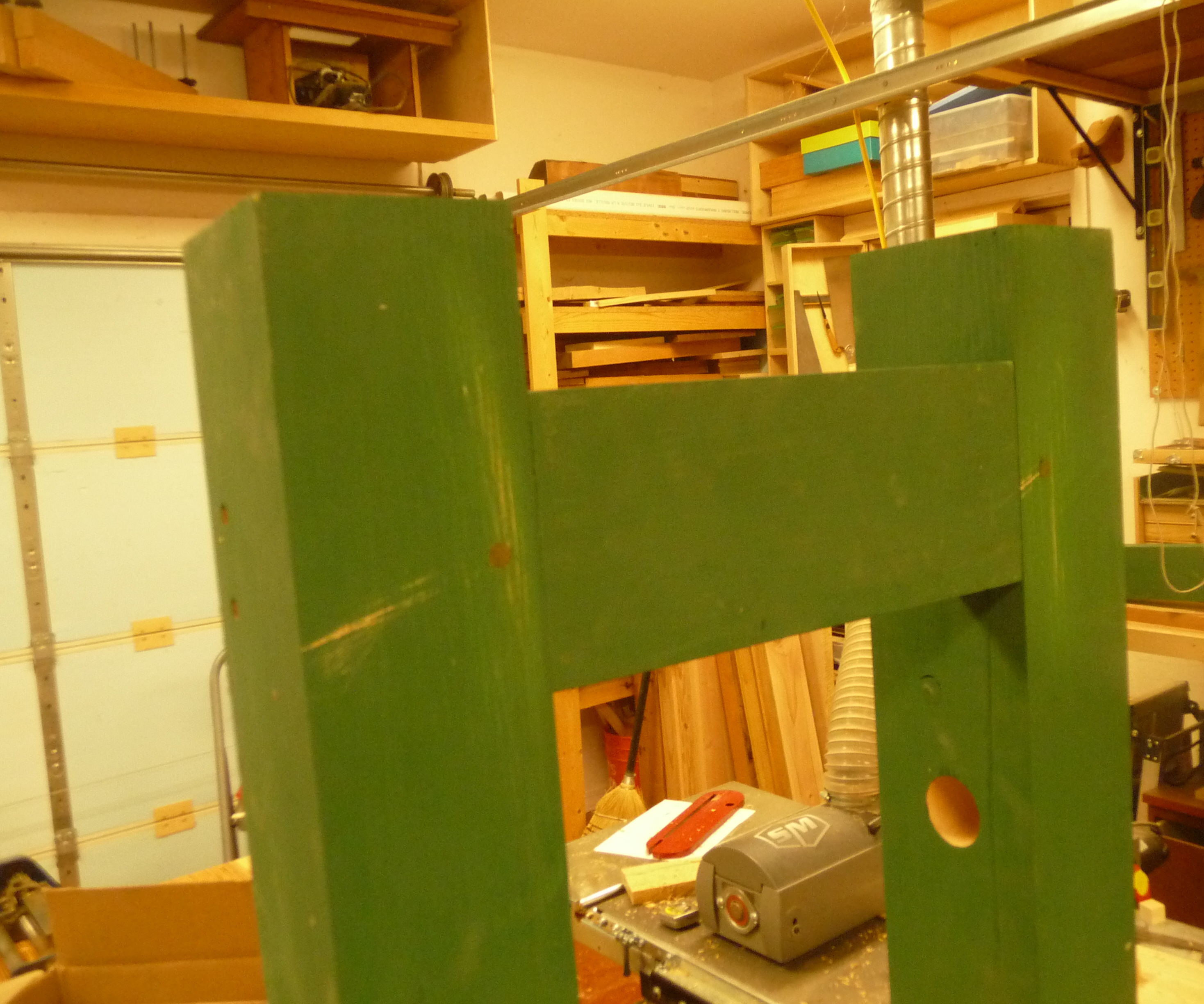Drawboring Makes for Rugged Mortise and Tenon Joints