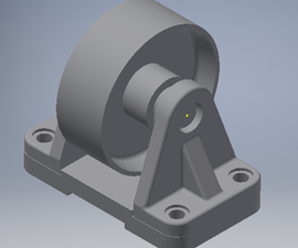 How to Assemble a Wheel Using Inventor 2019