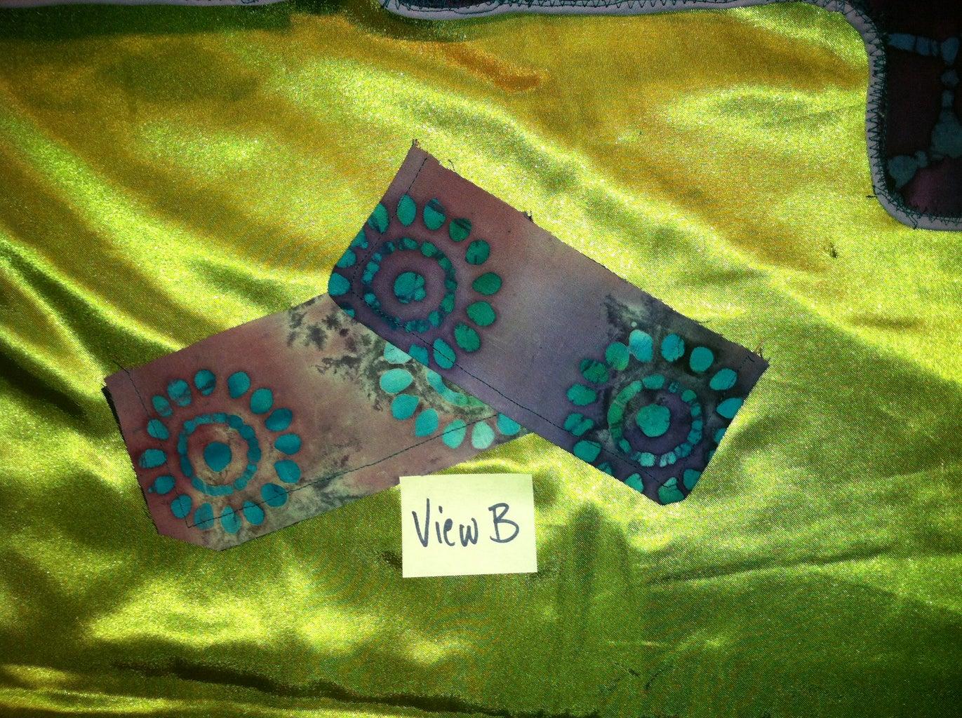 Sew Up Pocket Flaps