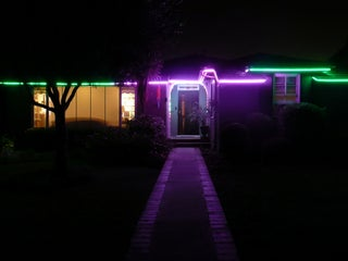 Permanent Digital Led House Holiday Lighting 6 Steps With Pictures Instructables