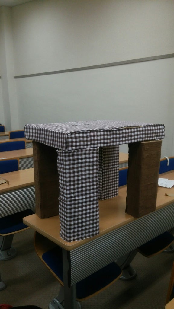Let's Make a Desk With Milk Cartons