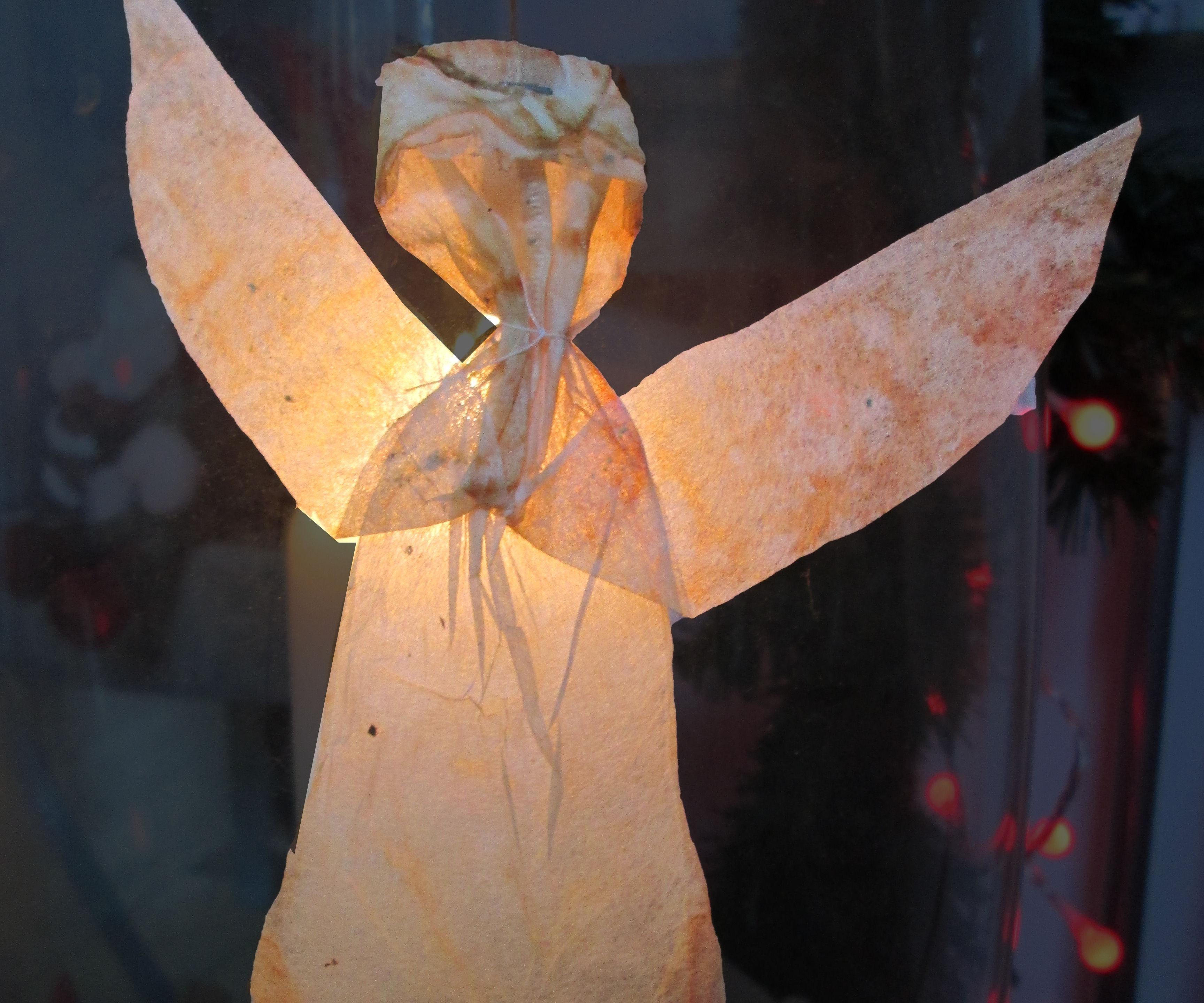 Used Tea-Bag Angel