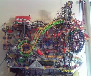 Knex Ball Machine Metaloid