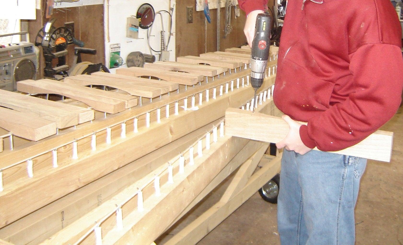 Stringing the Bars