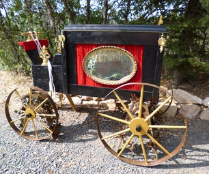 """Carriage Style Hearse (aka """"The Sin Eater"""")"""