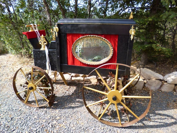 "Carriage Style Hearse (aka ""The Sin Eater"")"