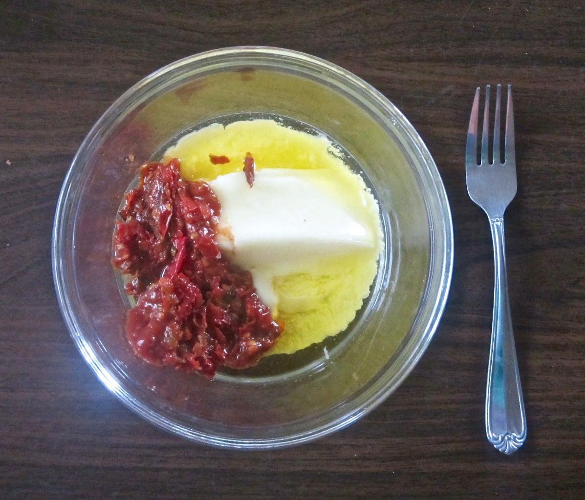 Blending Butter