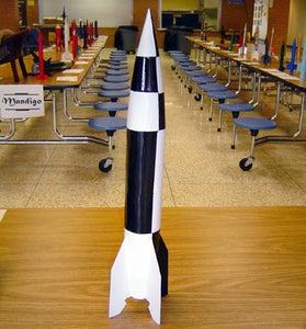 Prodigious Paper Rockets!