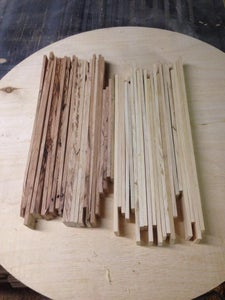 Getting Ready to Parquetry