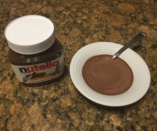 Nutella Ice Cream (from Carter and Carson)